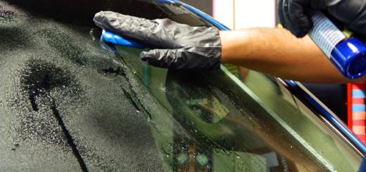 priprava skla pro sealant